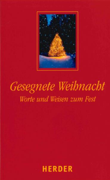 """Buch """"Gesegnetes Weihnachtsfest"""""""
