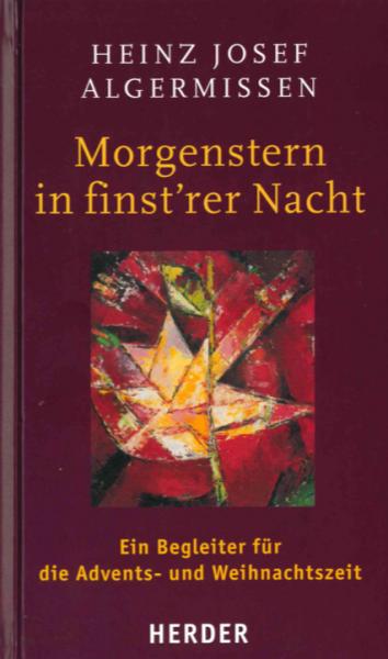 """Buch """"Morgenstern in finst'rer Nacht"""""""