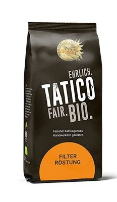 Tatico Filter Röstung, 250g ganze Bohne