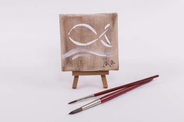 "Kolping-Kunst im Quadrat – Motiv: ""Fisch"""