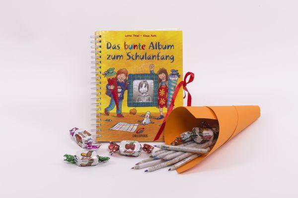 Das Bunte Album zum Schulanfang